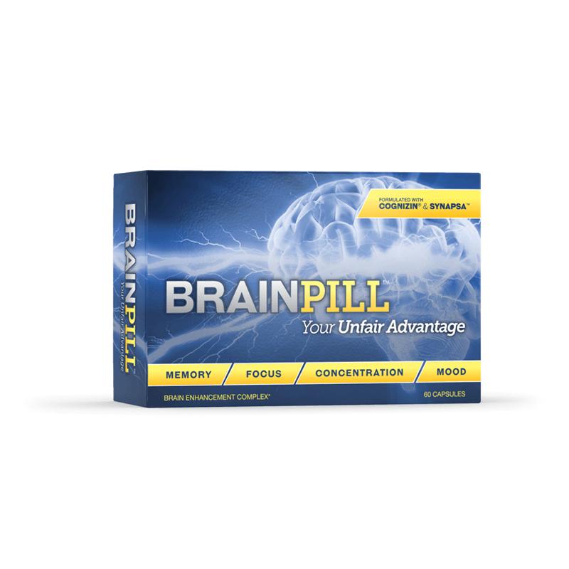 BrainPill<sup>™</sup>